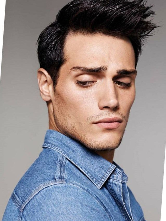 15 must-see Coiffure Homme Cheveux Court Pins | Coiffure homme ...