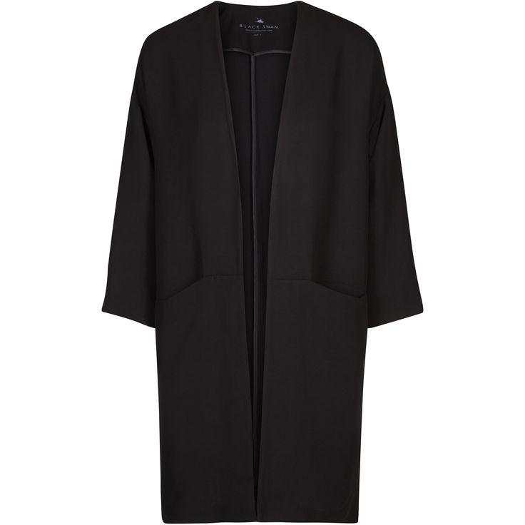 Idele jacket cool black jacket black swan fashion