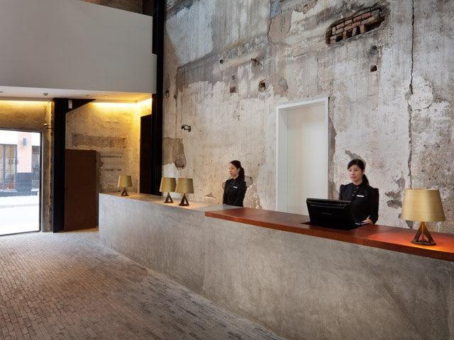 The Waterhouse Hotel | Neri & Hu
