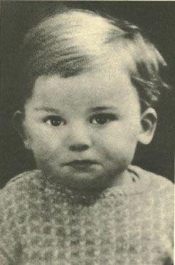 Baby George Harrison