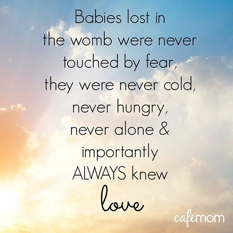 October is infant, pregnancy loss and #miscarriageawareness month. It's okay to talk about it.