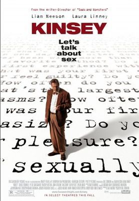 Kinsey (2004) movie #poster, #tshirt, #mousepad, #movieposters2