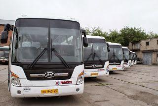 Транспортная система: Сравнение систем автопредприятий