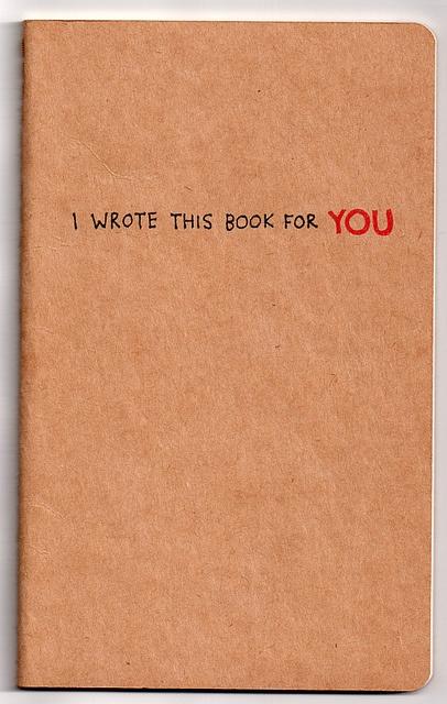Sketchbook Project cover. Love.