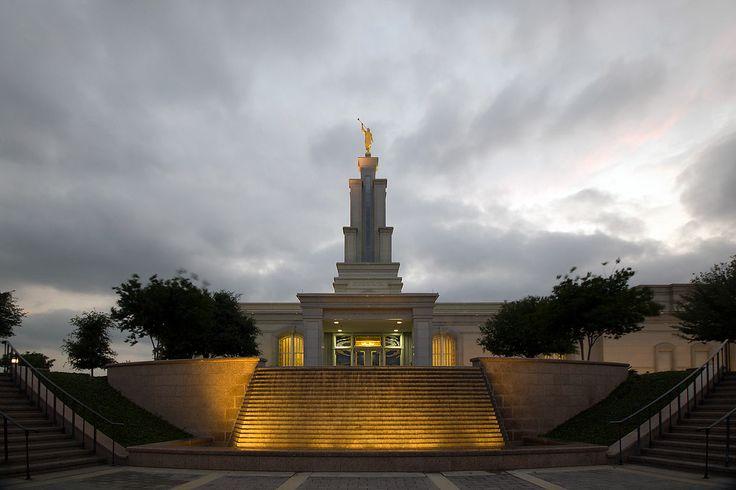 San Antonio Texas Mormon Temple Lds Temples Mormon