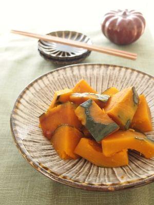 煮崩れなし♪ 料理やさんの かぼちゃの煮物