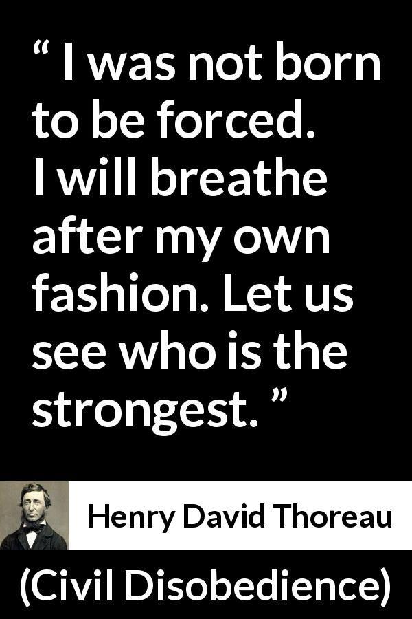 Henry David Thoreau About Liberty Civil Disobedience 1849 Liberty Quotes Thoreau Quotes Henry David Thoreau Quotes