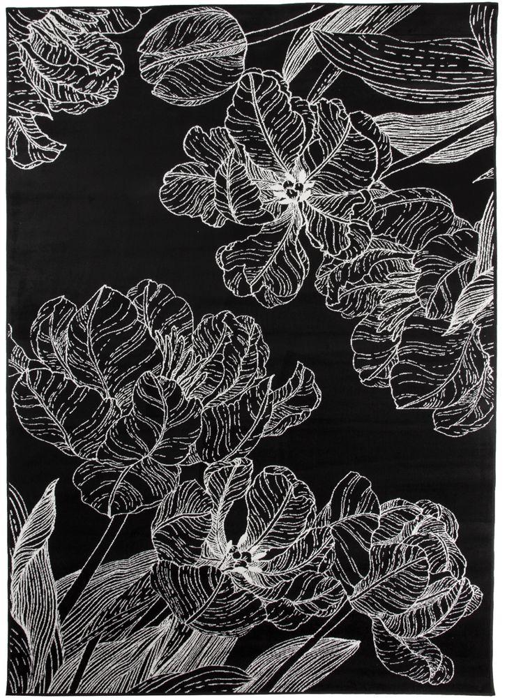 Vallila Interior AW14, Jolie rug black 140x200cm