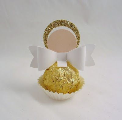 Sincerely, Babette: Ferrero Rocher Angel