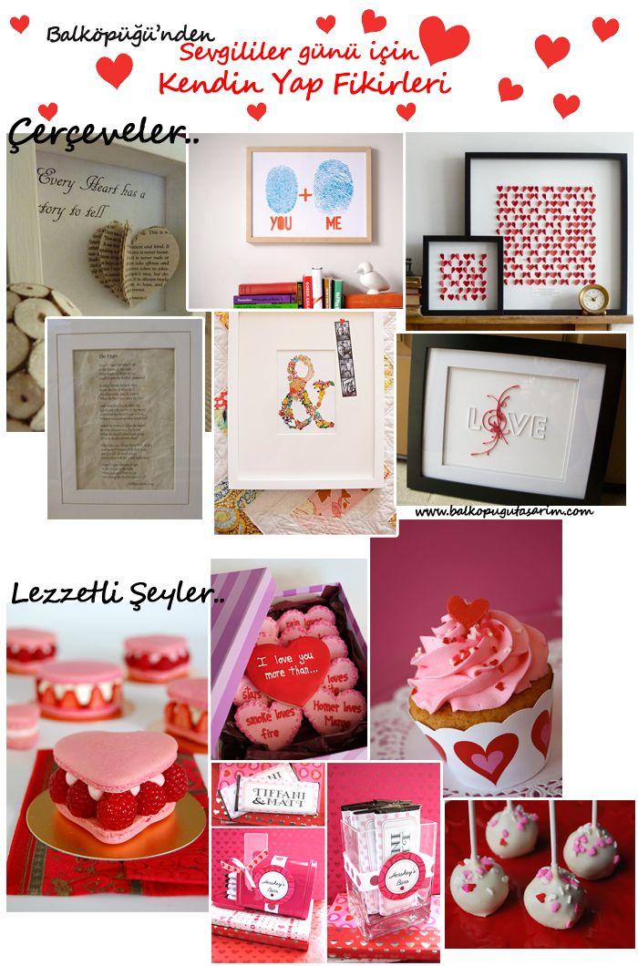 Sevgililer günü için kendin yap fikirleri  Balköpüğü Blog | Alışveriş, Dekorasyon, Makyaj ve Moda Blogu