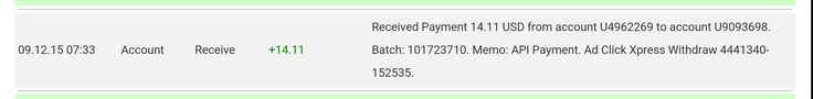 I WORK FROM HOME less than 10 minutes and I manage to cover my LOW SALARY INCOME. If you are a PASSIVE INCOME SEEKER, then AdClickXpress (Ad Click Xpress) is the best ONLINE OPPORTUNITY for you.  To join ACX : http://www.adclickxpress.com/?r=jmk3uwe2reth&p=mx  Contact me if you have issues :  facebook : https://www.facebook.com/profile.php?id=100010123510132 gmail: ashsixthree.63@gmail.com