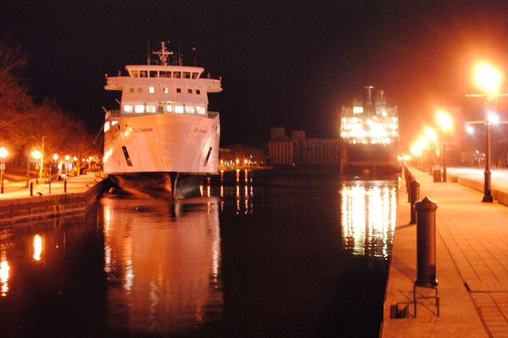 Owen Sound Harbour