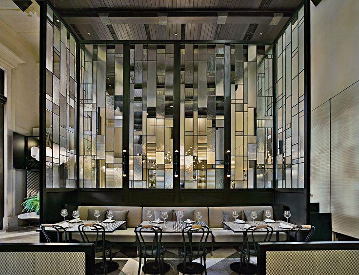Gia By Hecker Guthrie Heckerguthrie Photo Otomeo RestaurantsJakartaSpaceInterior DesignRetroHospitalitySearching