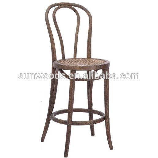 Comfortable upholstered wooden dining room chair hotel luxury dining chair armchair #Barstools, #Upholstered