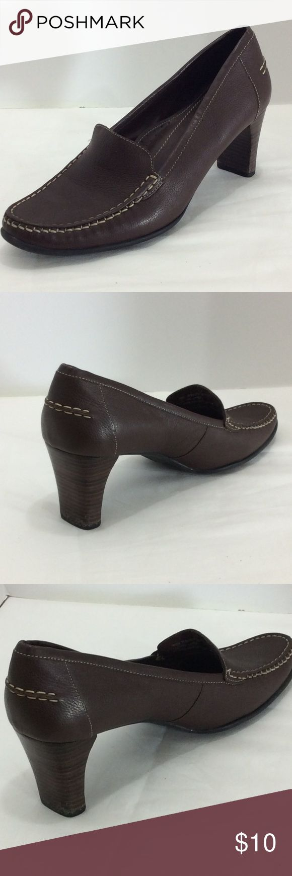 Ladies brown Hush puppies  10 US Ladies brown Hush puppies  10 US. Excellent used condition. Hush Puppies Shoes