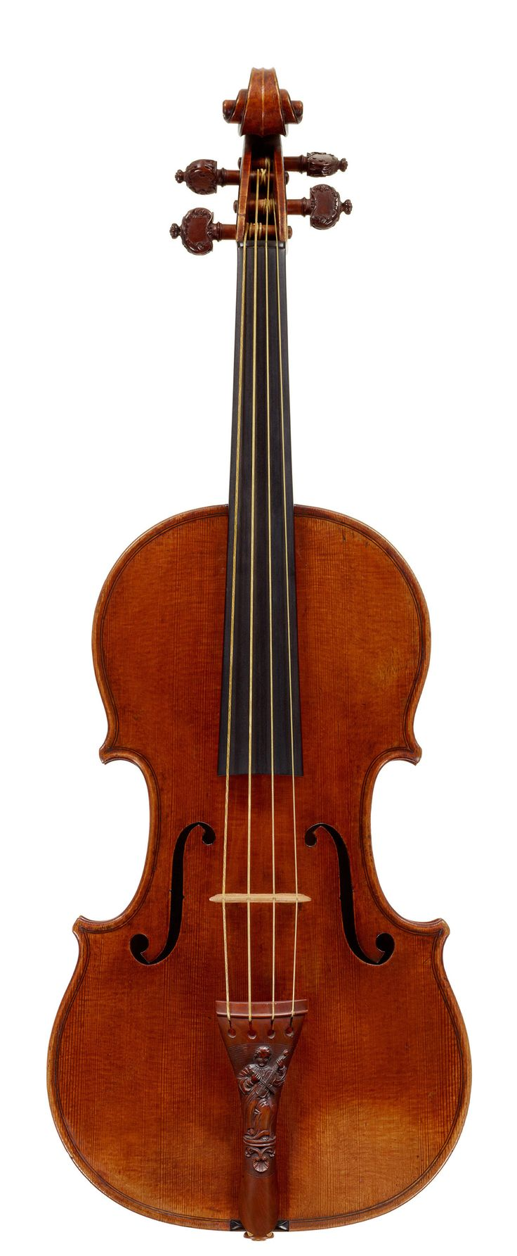 The Most Expensive Musical Instrument Auctioneer Tarisio Sell Named Lady  Blunt Stradivarius Violin Worth 15.9 Million