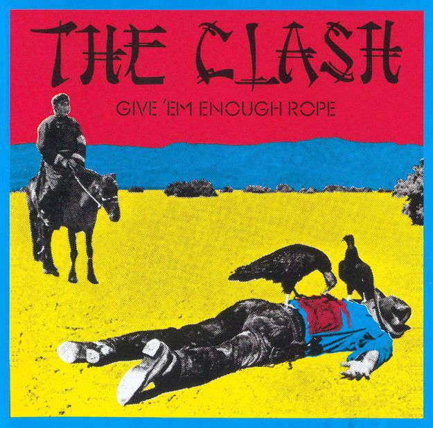 The 20 Best Punk & Rock Album Covers (as in pictures on the front of albums, not cover versions)
