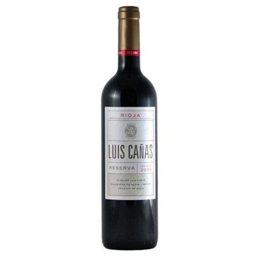 Comprar Vino -  Luis Cañas Reserva 2009 | Todovino.com