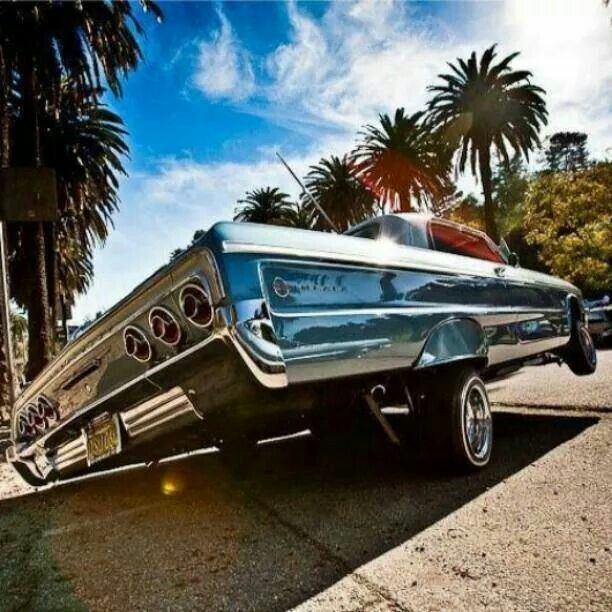 1000+ Best Images About Lowrider Car On Pinterest