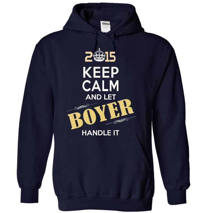 2015-BOYER- This Is YOUR Year