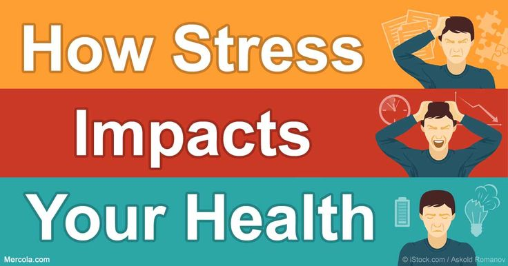 How Stress Hurts a Healthy Diet