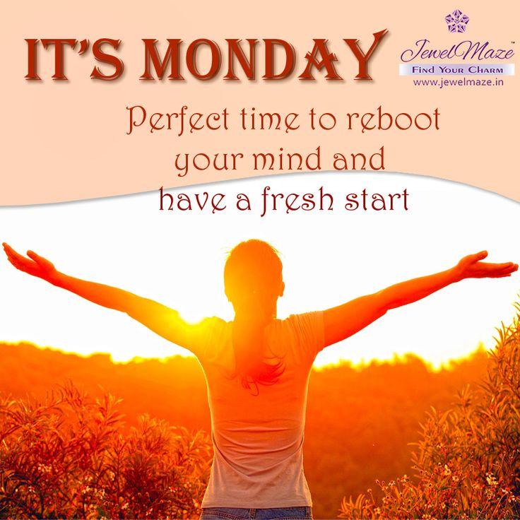 And it's Monday again...Have a great week ahead #monday # ...