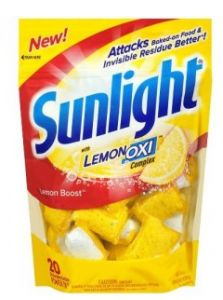 Free Sunlight Dish Soap At Dollar Tree Cleaning Dishes Natural