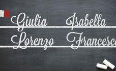Nomes italianos para bebês - taofeminino.com.br