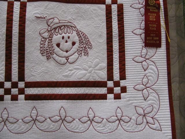 187 best Quilt borders images on Pinterest | Quilt patterns ... : longarm quilting blogs - Adamdwight.com