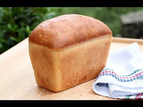 YouTube. Pan de molde. Muy duradero después de 3 ó 4 días