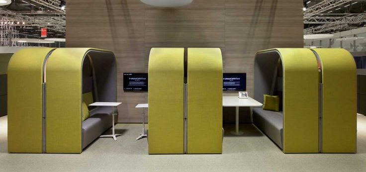 MeetYou Meeting Booth