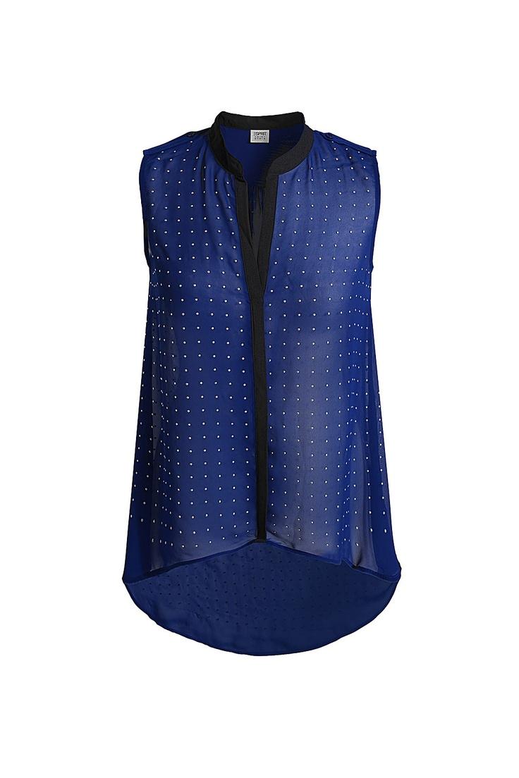 Chiffon #blouse #top by #Esprit.
