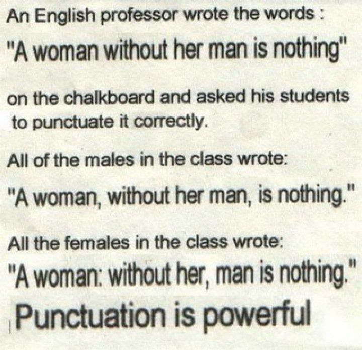 women. men. Funny: The Women, Go Girls, Quotes, Sotrue, Funny Pictures, Girls Power, English Teacher, So True, Grammar