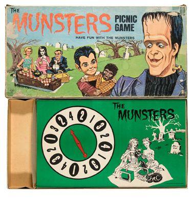 munster memories coffin table book