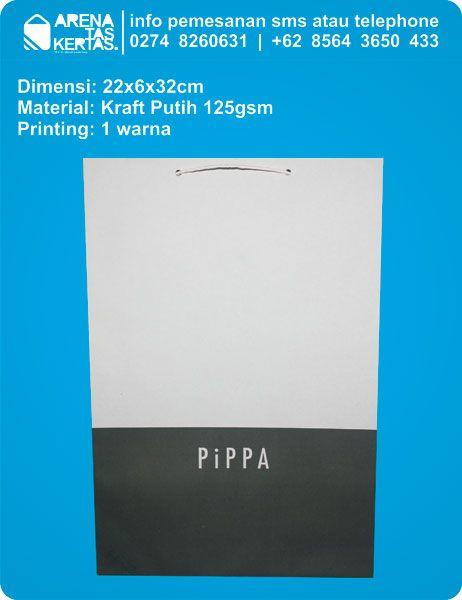 Custom paper services bag murah jakarta