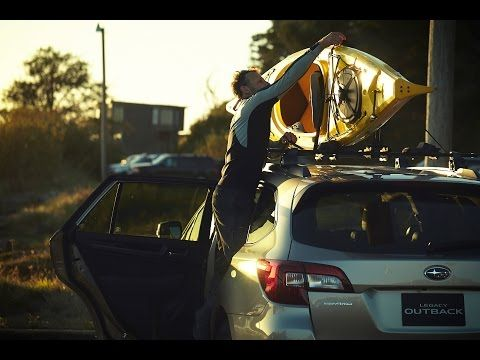 LEGACY【New SUBARU Quality Film】OUTBACK ライフ篇(後編) - YouTube