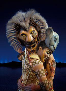Disneys Der König der Löwen | Musical in Hamburg | Theater im Hafen | Tickets, Karten und Gutscheine