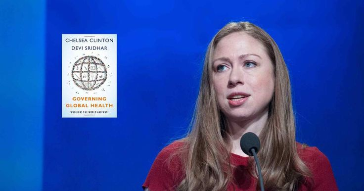 Nobody is talking about Chelsea Clinton's new book, including Chelsea Clinton. 'Governing Global Health' is #66,002 on Amazon's Bestsellers Chart.  No surprise that there is no interest in an irrelevant person thoughts.