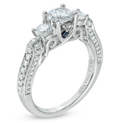 65 Best 50th Anniversary Rings Images On Pinterest