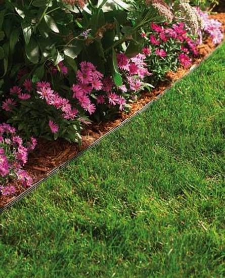 Ideas For Flower Bed Borders: 17 Best Ideas About Flower Bed Borders On Pinterest