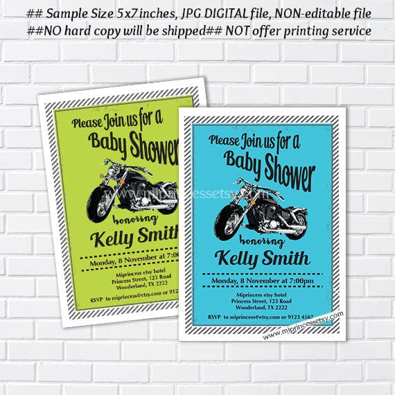 about motorcycle baby showers on pinterest baby showers baby shower