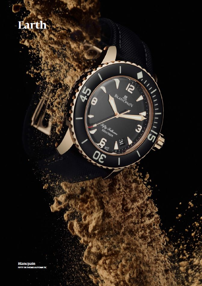Blancpain -Fifty Fathoms Automatic- ==>visit our webpage at: http://www.gmtmag.com/?lang=en ==>Follow us on fb: https://www.facebook.com/GMTMagazine?ref=aymt_homepage_panel  #blancpain #fiftyfathoms #automatic