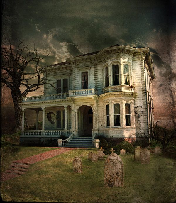 23 best images about spooky houses on pinterest