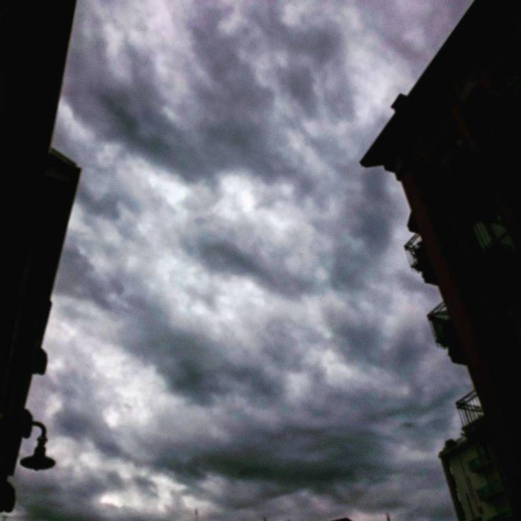 #nuvoloni a #Torino