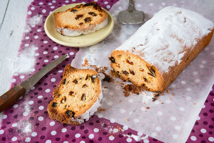 If your baking a cake that calls for dried fruit, like raisons, baste them with a bit of flour before placing them in the batter so they won't sink to the bottom of the cake!