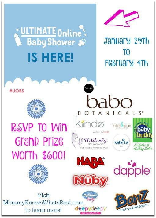 baby shower is here rsvp now to see the full calendar of events