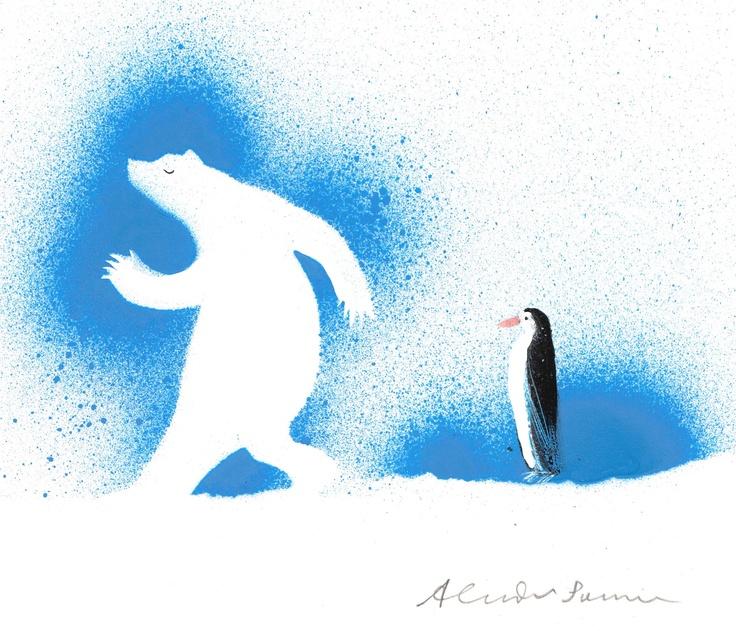 Se ti dico Dance Like Shaquille O'Neal, cosa mi disegni?  Alessandro Sanna: http://www.dlso.it/site/2013/01/09/passaporto-alessandro-sanna/