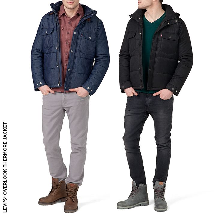 #liveinlevis #levis #men #mencollection #onlinestore #online #new #newcollection #newarrivals #fw15 #fallwinter15 #jacket #jackets