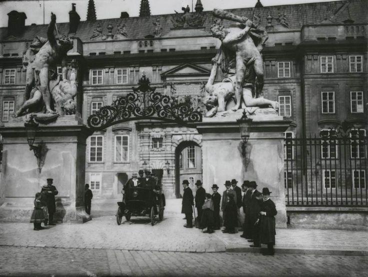 Matyášova brána 1898