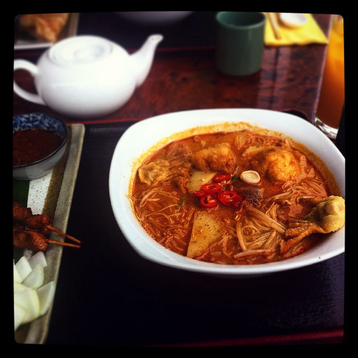 Another Bowl of Laksa in the Banana Leaf Glasgow :)